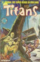 Grand Scan Titans n° 69